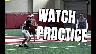 Alabama Crimson Tide Football: Watch Tua Tagovailoa, Mac Jones, Taulia Tagovailoa, and Paul Tyson