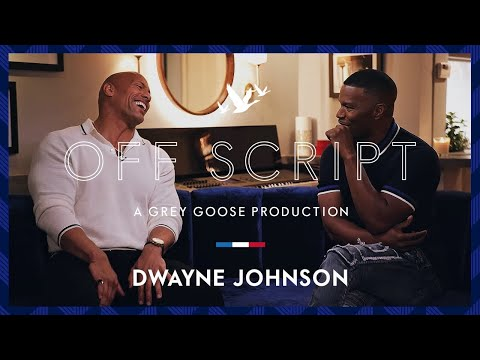 OFF SCRIPT a Grey Goose Production  Jamie Foxx & Dwayne Johnson