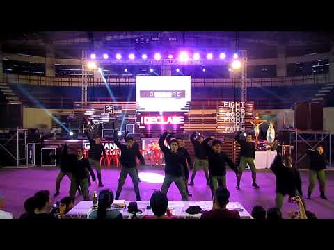 Central Luzon Regional Youth Conference 2017 Dance Grand Champion (Bulacan)