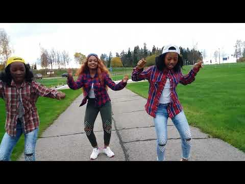 Love you Die by patoranking ft.diamond platnumz (dance cover)by we are the unstoppables