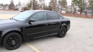 2008 Audi A4 Custom Exhaust Magnaflow Mufflers