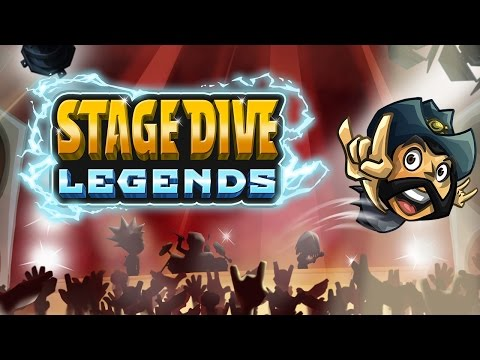 Stage Dive Legends - Official Gameplay Trailer