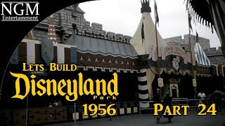 Lets Build DISNEYLAND 1956 Part 24 | Finishing Snow White and her Adventures!!