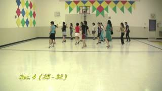 Hey Samba - Line Dance - Ria Vos