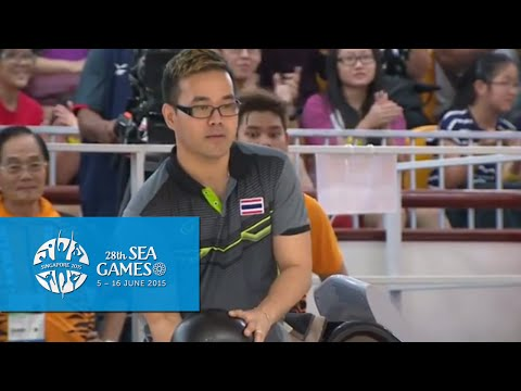 Bowling Men's Masters | 28th SEA Games Singapore 2015