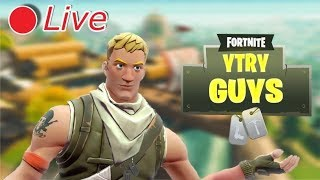 Fortnite Duos With Subs( Family Friendly)