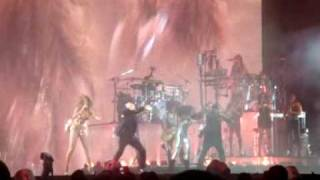 Beyonce Live in London with George Micheal