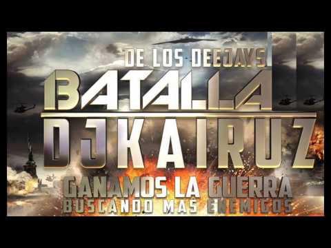 LA BATALLA DE LOS DJ MIXER ZONE DJ KAIRUZ CUMBIA RETRO ENGANCHAD