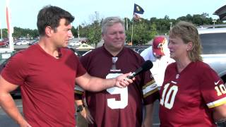What Do Redskins Fans Think About Changing the Team's Name?