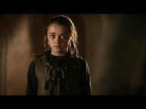 arya stark season 1 all scenes