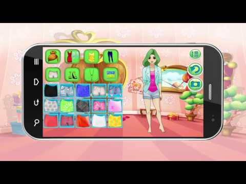 Dress Up For Teenage Girls - A Dressing Up Mobile Game For Android