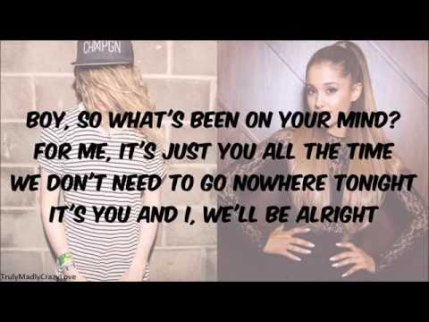 Cashmere Cat feat. Ariana Grande - Adore (with Lyrics)