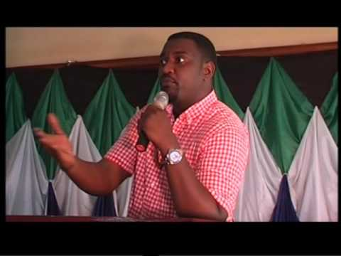SUCCESS AFRICA WITH JOHN DUMELO (ACTOR)