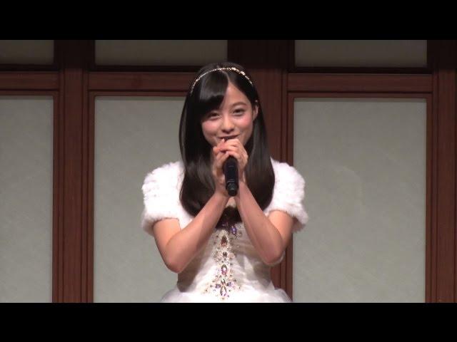 橋本環奈が今年のトレンドに選出 『2014年ヒット商品ベスト30』発表会