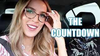 COUNTDOWN TO WIFE LIFE | leighannvlogs