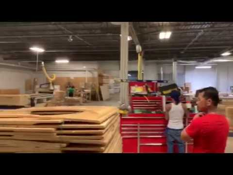 Customer Spotlight: Romanow Packaging CNC Shop Walk-though by C.R. Onsreud