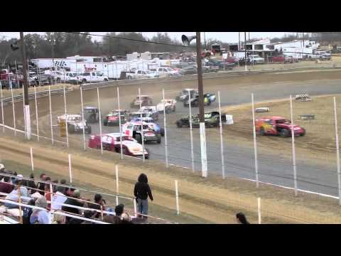 281 Speedway Racing Highlights