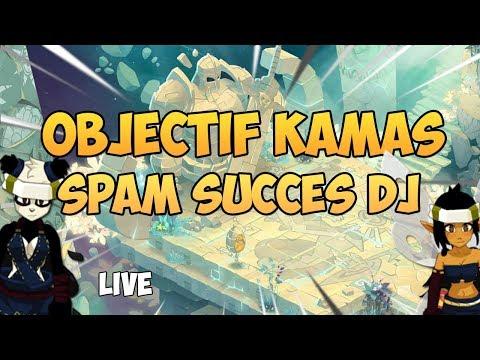 """LIVE - ON ESSAIE DE PASSER QUELQUES DJ 200 POUR LES KAMAS ! +80 M EN 3J  """" Ilfécho """" ! Viens ! :D"""