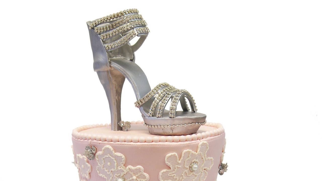 Heel Shaped Cakes