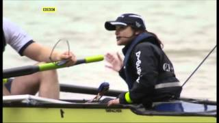 The Boat Race 2012 Highlights