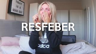 vlogg: ÅNGEST OCH RESFEBER