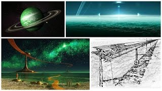 История реального КОНТАКТА (ч.4) Транспорт планеты ИАРГА   Трансокеанские мосты