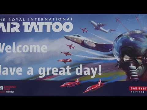 Royal International Air Tattoo (RIAT) 2016 - Saturday (Full Show)