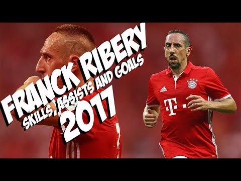 Franck Ribery - Skills and Goals - Bayern Munich - 2016/2017