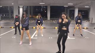 [BLDN] HATE + CRAZY (4MINUTE) DANCE COVER