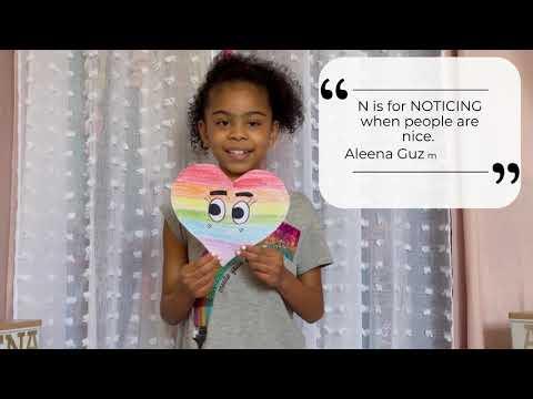 ABC's of Kindness - Monterey Park Elementary School