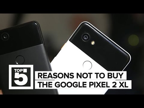 Why you should skip the Google Pixel 2 XL (CNET Top 5)