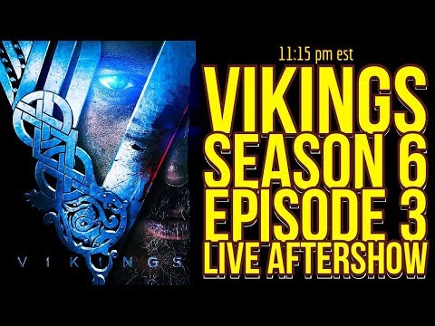 Vikings Season 6 Episode 3 Ghosts Gods And Running Dogs Initial Reaction Youtube