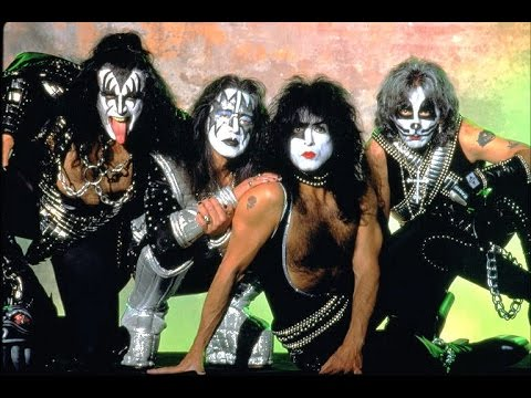 KISS at Sportovni Hala, Prague, Czech Republic 14.12.1996
