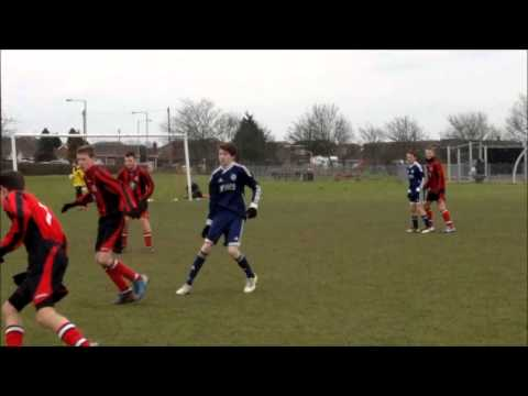 Linford Wanderers v Epping Youth 24 2 13