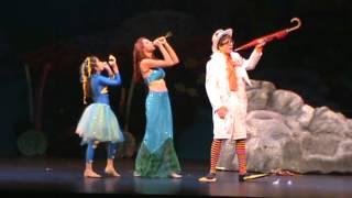 2012 Pandemonium Productions Little Mermaid Part 4 Scuttle Song Version 2 (last show)