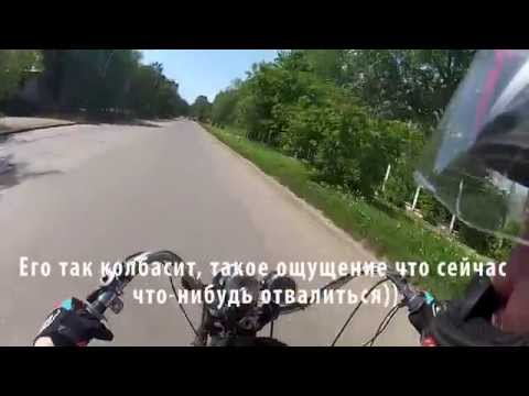 Неудачная покупка мотоцикла УРАЛ/ Рухлядь-стайл!