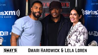 Omari Hardwick & Lela Loren on the Final Season of 'Power' and Possible Spin-Offs | SWAY'S UNIVERSE
