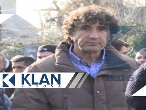 Mërgimtari bën mijëra kilometra vetëm për të protestuar - 09.01.2016 - Klan Kosova