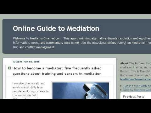 How-To Become A Mediator In Massachusetts