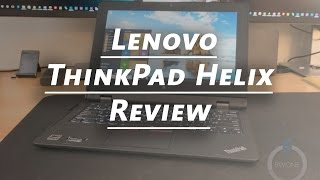 Lenovo Thinkpad Helix Review (2nd Gen)