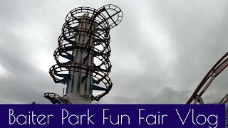 Baiter Park Poole Fun Fair Vlog