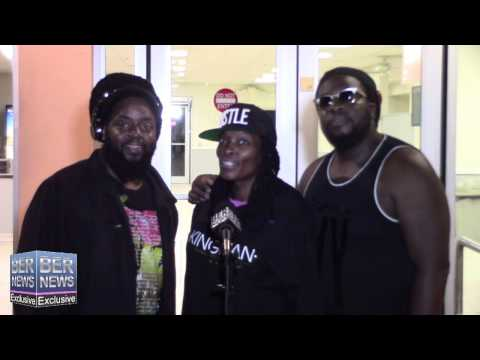 Morgan Heritage Arrives Ready For Weekend Performance, July 24 2015