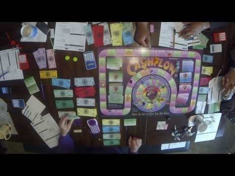 Rich Dad Cashflow 101 Board Game With J. Massey On 11 29 2013