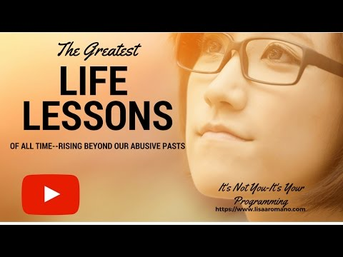 The Greatest Life Lesson of All--Healing the Illusion of Separateness Abuse Causes