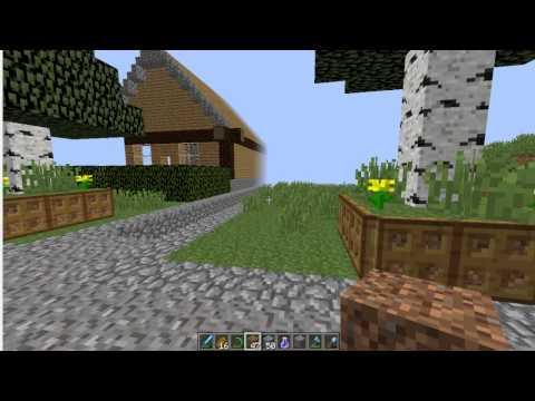Minecraft WTF Unterwassertempel unter dem Haus!!!
