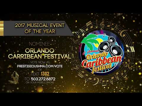 Nominees For 2017 Musical Event of The Year
