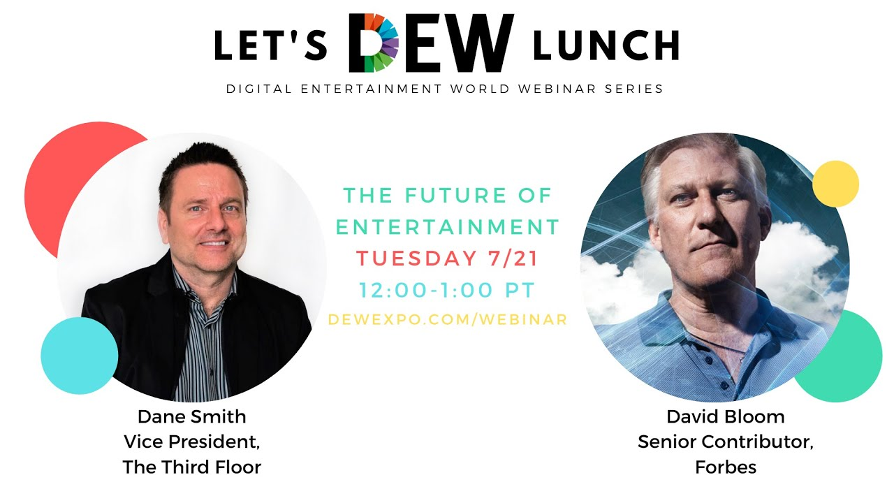Let's DEW Lunch Webinar with The Third Floor (July 21, 2020)