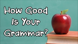 Can YOU Pass This Simple Grammar Test That 90% Will Fail?