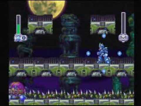 Megaman X4 Ultimate Armor X playthrough