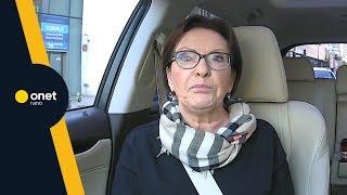 Ewa Kopacz: zrealizowałam 98% swoich obietnic | #OnetRANO